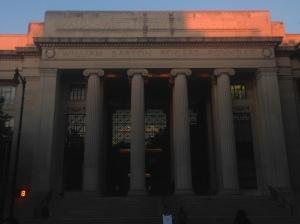 MIT at Sunset